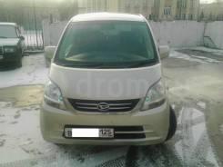 Капот. Daihatsu Move, L185S, L175S