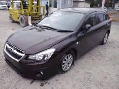 Subaru Impreza. GP2, FB16