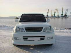 Бампер на Land Cruiser Cygnus (Лэнд Крузер) 100 кузов Тюнинг