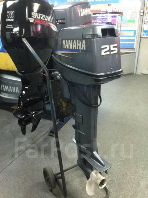 Продавцы лодочных моторов владивосток