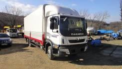Daewoo Prima. Продам фургон - бабочку Daewoo Рrima (Новый)., 5 890 куб. см., 9 500 кг.