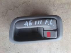 Ручка двери внутренняя. Toyota Corolla Spacio, AE111N Двигатель 4AFE