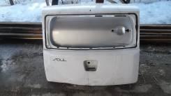 Дверь багажника. Kia Soul