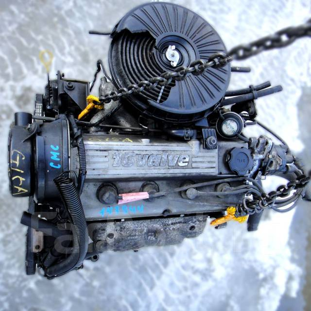 Контрактный б/у двигатель G15A Carb на Suzuki