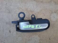 Ручка двери внутренняя. Toyota Vitz, NCP10 Двигатель 2NZFE