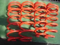 Пружины усиленные комплект +2'' OBK Pajero V65 V68 V73 V75 V75 V95 V98