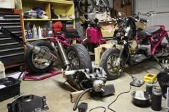 Сервис ремонт скутеров питбайков квадрациклов ПЛМ Расточка цилиндров