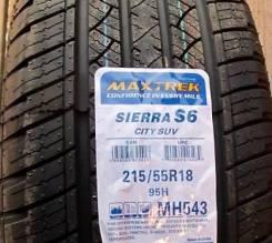 Maxtrek Sierra S6. Летние, 2016 год, без износа, 4 шт. Под заказ