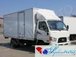 Hyundai HD65. Промтоварный фургон , 2 500 куб. см., 2 500 кг.