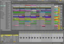 Обучение созданию электронной музыки.