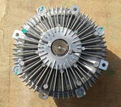 Вискомуфта. Mitsubishi Canter Двигатель 4M40