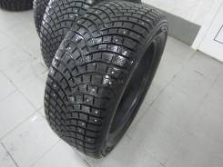 Michelin X-Ice. Зимние, шипованные, 2014 год, без износа, 4 шт