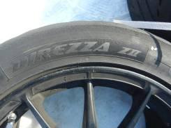 Dunlop Direzza ZII. Летние, 2013 год, износ: 100%, 4 шт