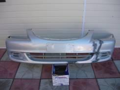 Hyundai Accent II, 2000-2012, бампер передний