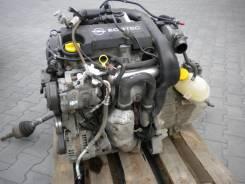 Двигатель в сборе. Opel Combo