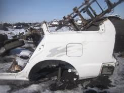Крыло заднее L на Toyota Corolla CE-106, белое