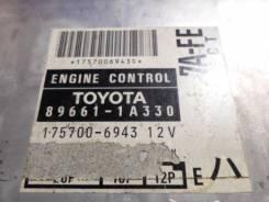 Блок управления двс. Toyota Sprinter Carib, AE115, AE115G Двигатель 7AFE