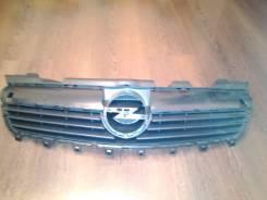 Решетка радиатора. Opel Zafira, P12 Двигатели: A20DTH, Y20DTJ, A16XHT, Z20DTJ, A18XEL, A14NET, Z20LER, A18XER, A20DT