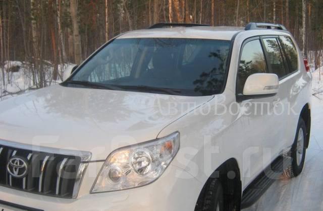Рейлинг. Toyota Land Cruiser Prado, GRJ150W