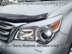 Накладка на фару. Lexus GX460, URJ150, SUV Двигатель 1URFE