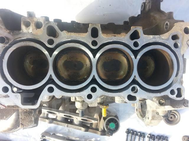 Двигатель в сборе. Honda Fit, GE8 Двигатель L15A