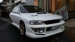 Фара. Subaru Impreza WRX STI, GC8, GF8 Двигатель EJ20