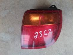 Стоп-сигнал. Toyota Caldina, ST190G Двигатель 4SFE