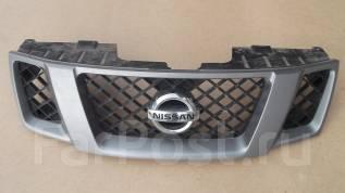 Решетка радиатора. Nissan Pathfinder, R51 Двигатели: V9X, VQ40DE, YD25DDTI