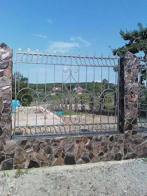 Художественная ковка , ворота откатные и распашные , металлоконструкции