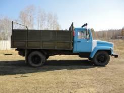 ГАЗ 3307. Продается грузовик ГАЗ-3307, 4 000куб. см., 4 500кг.