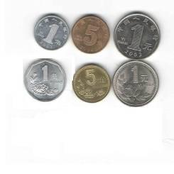 Набор Монет Китая