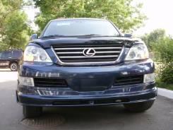 Обвес кузова аэродинамический. Lexus IS300, GXE10 Lexus IS200, GXE10. Под заказ