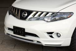 Обвес кузова аэродинамический. Nissan Murano, TZ51, Z51, PNZ51, TNZ51, Z51R