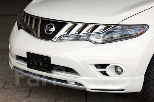 Обвес кузова аэродинамический. Nissan Murano, PNZ51, TZ51, Z51, TNZ51, Z51R