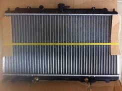 Радиатор охлаждения двигателя. Nissan: Bluebird, Sunny, Almera, AD, Wingroad Двигатели: QG13DE, QG15DE, QG18DE