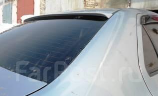 Спойлер на заднее стекло. Toyota Belta, KSP92, NCP96, SCP92