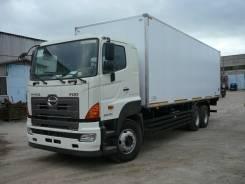 Hino 700. Изотермический фургон (Хино 700), 12 900 куб. см., 20 000 кг.