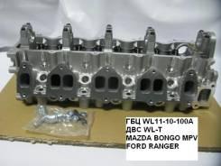 Головка блока цилиндров. Ford Ranger Mazda MPV, GE8P, LV5W, LVEW, LVLW, LVLR, GE5P, GEFP, LVEWE, GEEP, GESR Mazda Bongo Mazda Bongo Friendee, SGL3 Дви...