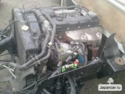 Головка блока цилиндров. Nissan Atlas Двигатель TD27