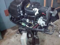 Parsun. 5,80л.с., 2х тактный, бензин, нога S (381 мм), Год: 2013 год