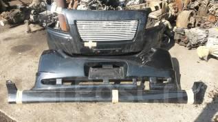 Обвес кузова аэродинамический. Suzuki Wagon R
