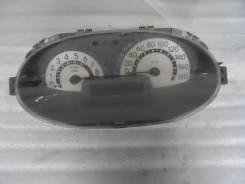 Панель приборов. Toyota Funcargo, NCP21 Двигатель 1NZFE