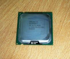Intel Celeron D 326 2.53Ghz (LGA775, 256Kb, 533Mhz) для ПК
