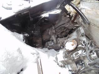 МКПП. Audi 100, 44 Двигатель KU