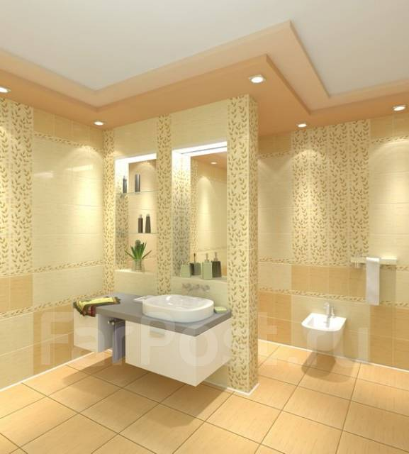 Плитка для ванной цены г хабаровск