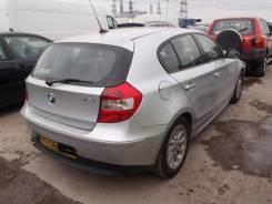 Накладка на порог BMW 1 E87