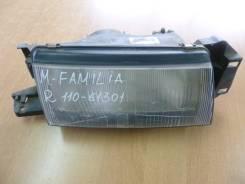 Продается фара правая Mazda Familia   BG5P    110-61301R