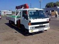 Mazda Titan. Продам грузовик с манипулятором, 4 200 куб. см., 3 000 кг.