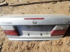 Крышка багажника. Nissan Pulsar, FN15 Двигатель GA15DE