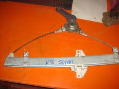 Стеклоподъемный механизм. Chevrolet Lanos, T100 Двигатель A15SMS